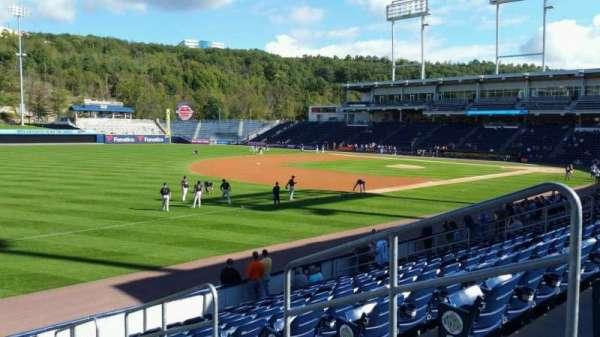 PNC Field, secção: 31, fila: 13, lugar: 4