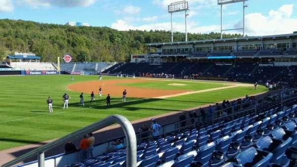 PNC Field, secção: 31, fila: 13, lugar: 1