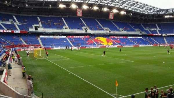 Red Bull Arena (New Jersey), secção: 114, fila: 8, lugar: 12