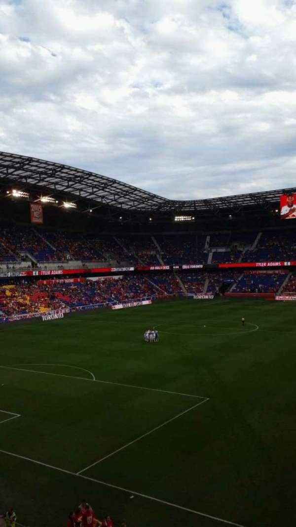 Red Bull Arena (New Jersey), secção: 215, fila: 1, lugar: 28