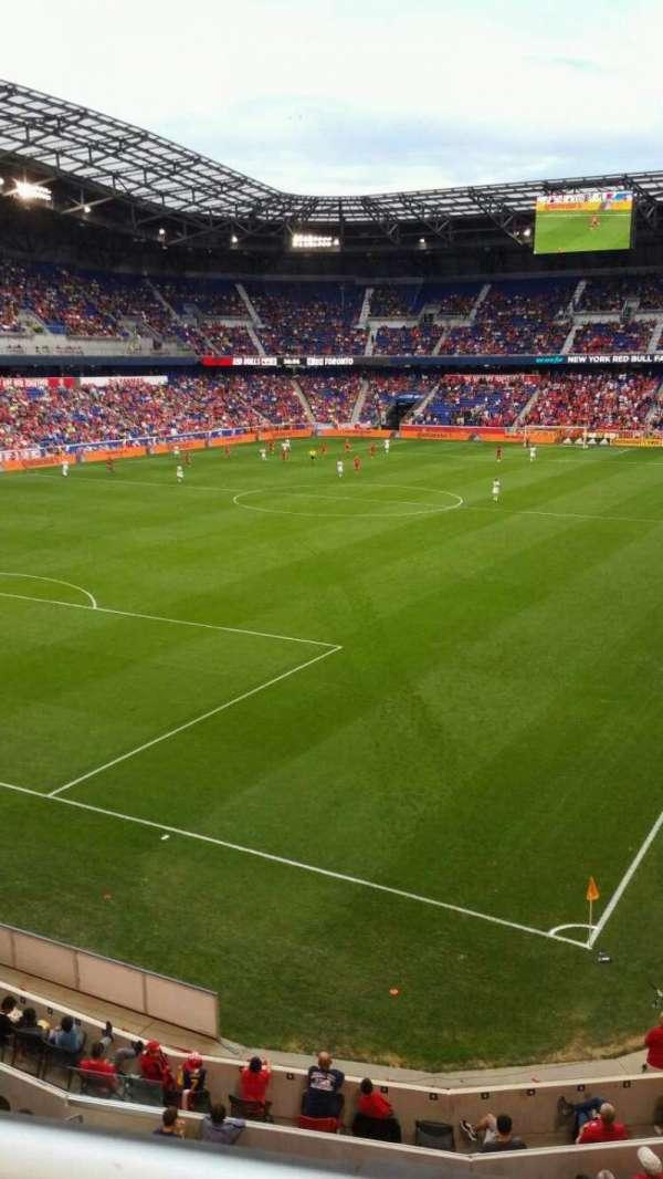 Red Bull Arena (New Jersey), secção: 215, fila: 1, lugar: 27