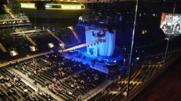 Madison Square Garden, secção: 311, fila: 1, lugar: 10