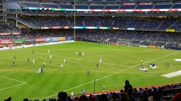 Yankee Stadium, secção: 230, fila: 23, lugar: 13