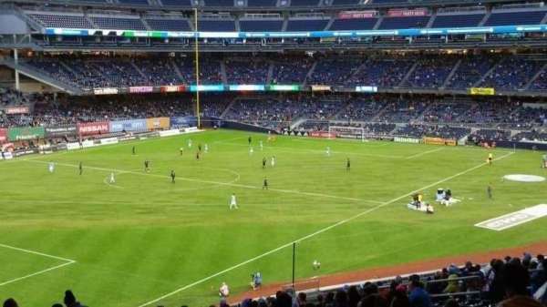 Yankee Stadium, secção: 230, fila: 23, lugar: 19