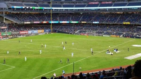 Yankee Stadium, secção: 230, fila: 20, lugar: 15