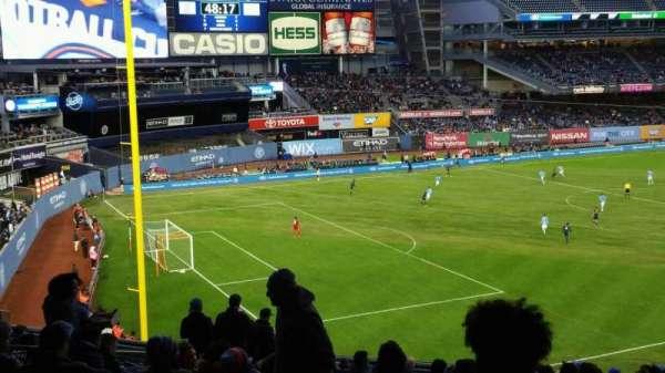 Yankee Stadium, secção: 230, fila: 20, lugar: 11