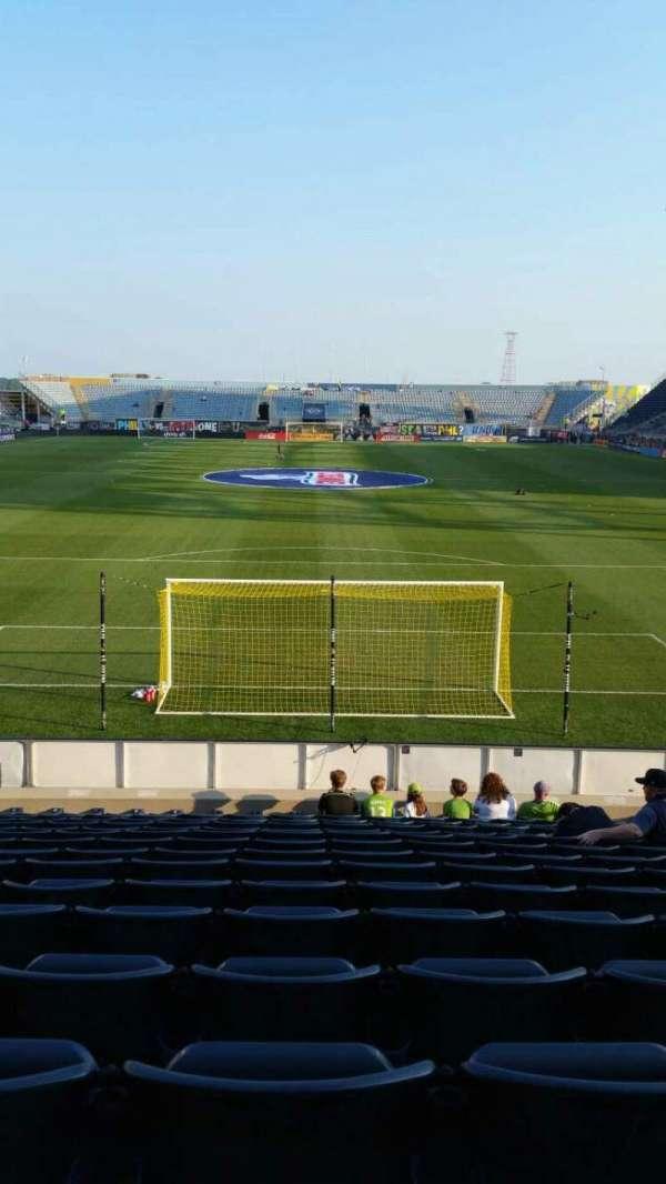 Talen Energy Stadium, secção: 117, fila: Q, lugar: 14