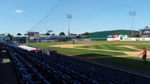 NYSEG Stadium, secção: 3, fila: H, lugar: 2