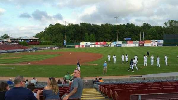 Dodd Stadium, secção: 3, fila: N, lugar: 1