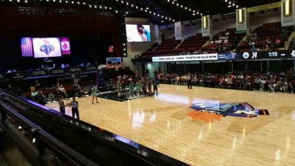 Westchester County Center, secção: 40LFT, fila: A, lugar: 48
