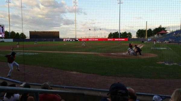 Richmond County Bank Ballpark, secção: 8, fila: E, lugar: 9