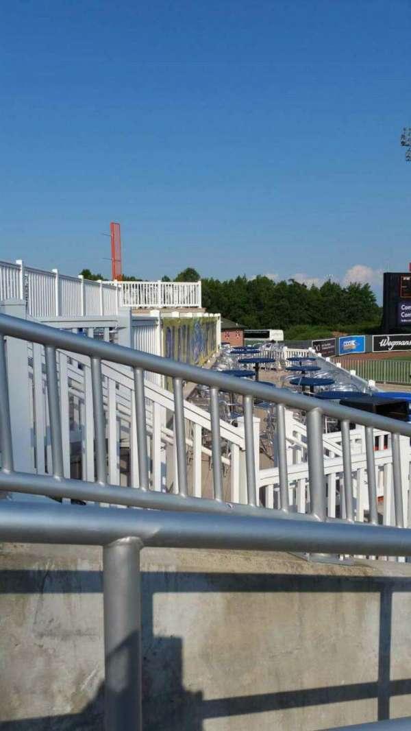 Ripken Stadium, secção: 212, fila: E, lugar: 22