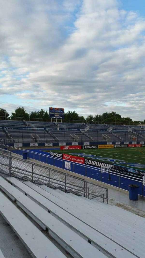 James M. Shuart Stadium, secção: 5, fila: 13, lugar: 1