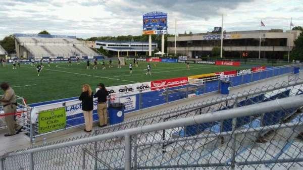 James M. Shuart Stadium, secção: 4, fila: J, lugar: 19