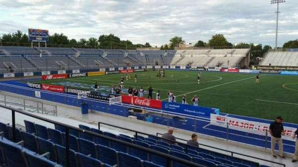 James M. Shuart Stadium, secção: 4, fila: Q, lugar: 16
