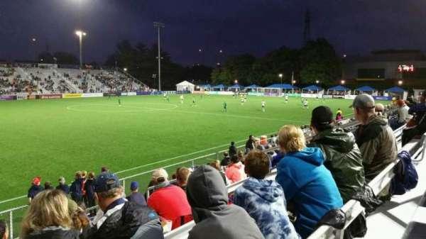 Dillon Stadium, secção: 2, fila: I, lugar: 9