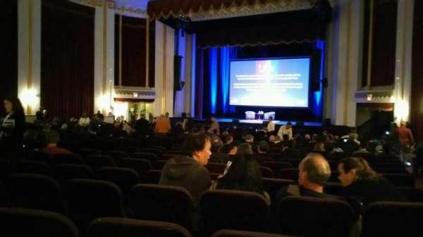 Mayo Performing Arts Center, secção: Orchestra, fila: AA, lugar: 20