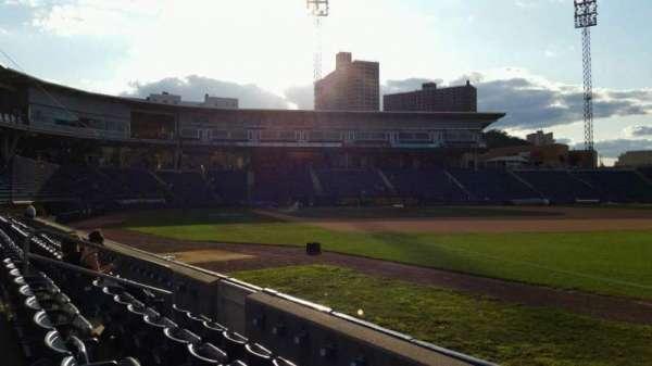 Richmond County Bank Ballpark, secção: 16, fila: D, lugar: 11