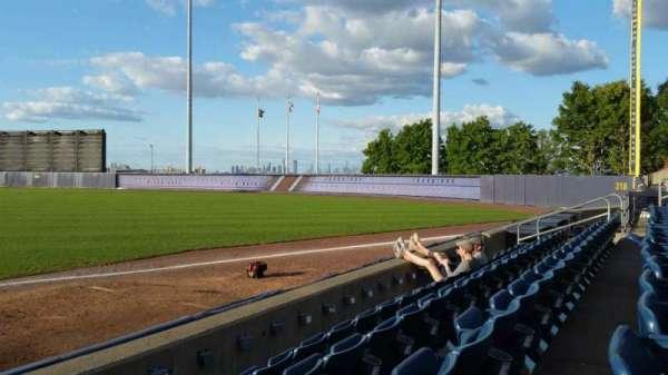 Richmond County Bank Ballpark, secção: 16, fila: D, lugar: 24
