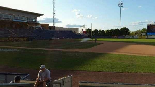 Richmond County Bank Ballpark, secção: 14, fila: G, lugar: 24
