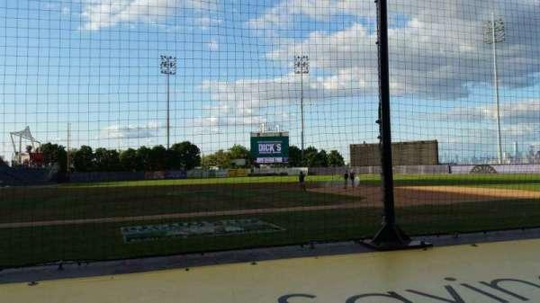 Richmond County Bank Ballpark, secção: 12, fila: D, lugar: 22