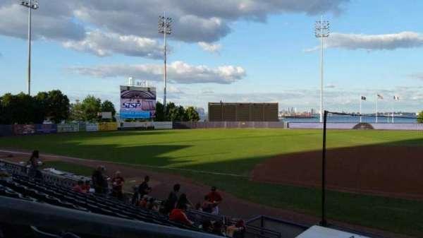Richmond County Bank Ballpark, secção: 6, fila: M, lugar: 22