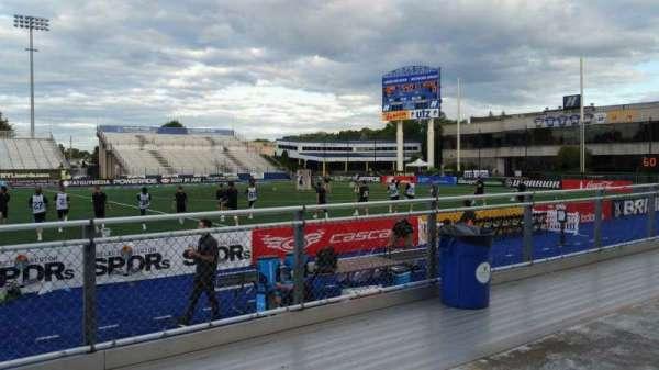 James M. Shuart Stadium, secção: 3, fila: 3, lugar: 27