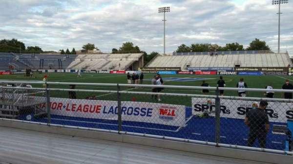 James M. Shuart Stadium, secção: 3, fila: 3, lugar: 20