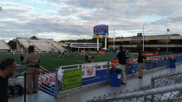 James M. Shuart Stadium, secção: 4, fila: D, lugar: 19