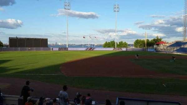 Richmond County Bank Ballpark, secção: 5, fila: K, lugar: 11