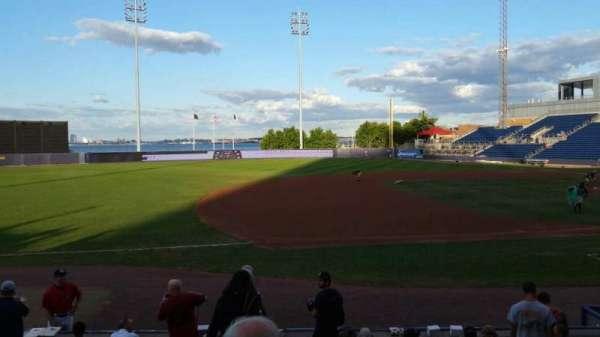 Richmond County Bank Ballpark, secção: 5, fila: K, lugar: 22