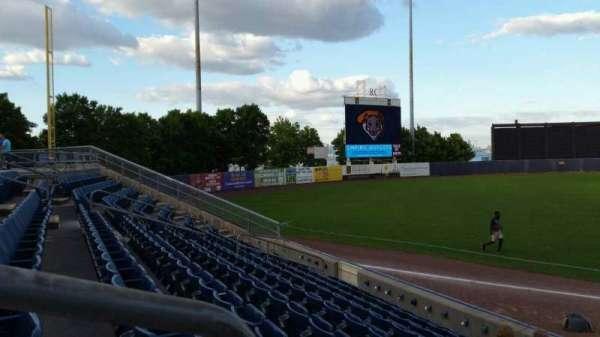 Richmond County Bank Ballpark, secção: 3, fila: K, lugar: 22