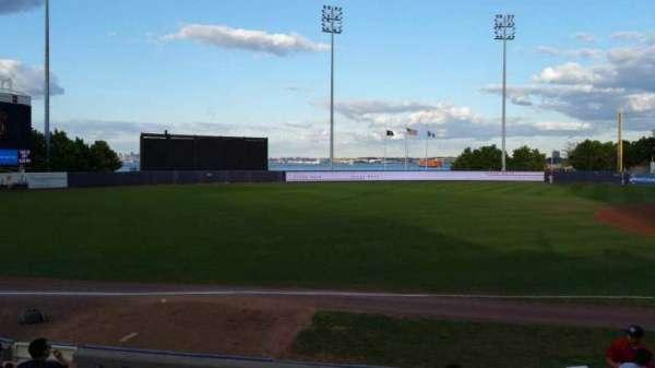 Richmond County Bank Ballpark, secção: 3, fila: K, lugar: 11