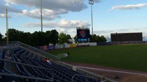 Richmond County Bank Ballpark, secção: 3, fila: M, lugar: 17