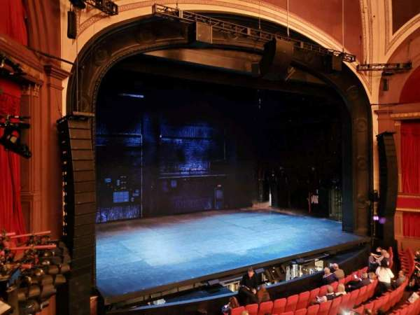 Broadway Theatre - 53rd Street, secção: FMEZO, fila: A, lugar: 10