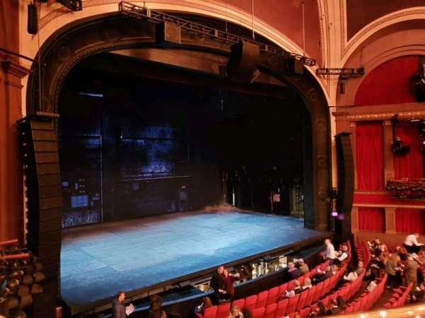 Broadway Theatre - 53rd Street, secção: FMEZO, fila: A, lugar: 12