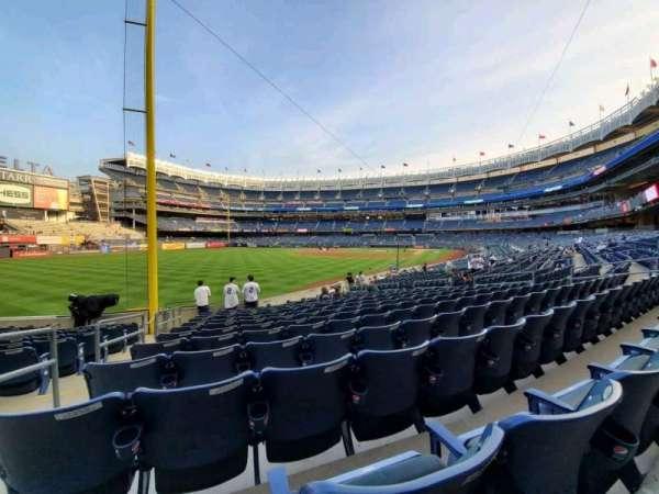 Yankee Stadium, secção: 131, fila: 16, lugar: 19