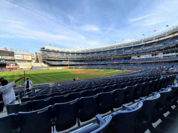 Yankee Stadium, secção: 128, fila: 13, lugar: 15