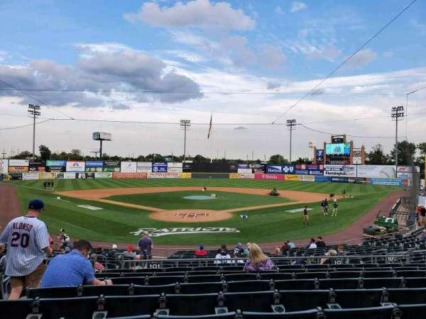 TD Bank Ballpark, secção: 201, fila: S, lugar: 13