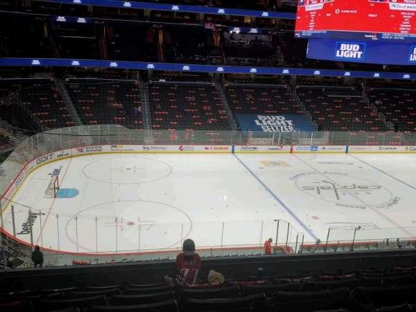 Capital One Arena, secção: 228, fila: G, lugar: 4
