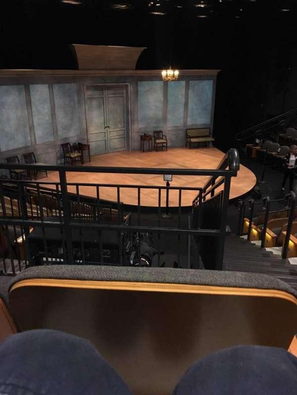 Northern Stage, secção: Orch, fila: H, lugar: 112