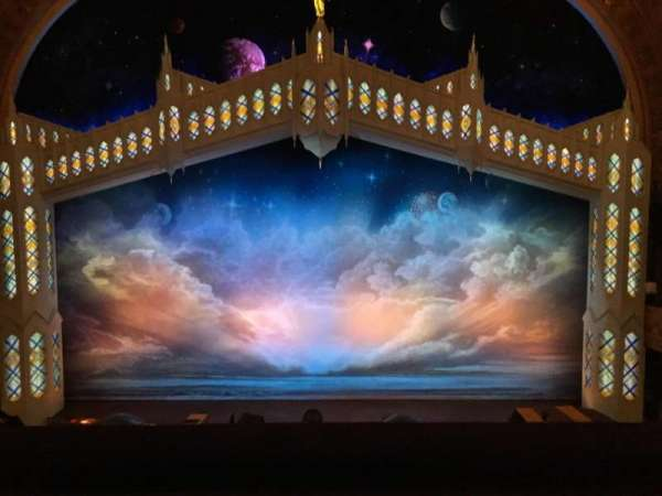 Eugene O'Neill Theatre, secção: Mezz Center, fila: C, lugar: 106