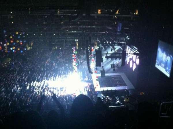 Staples Center, secção: 334, fila: 10, lugar: 3