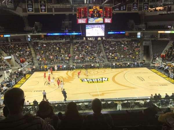 BB&T Arena, secção: 202