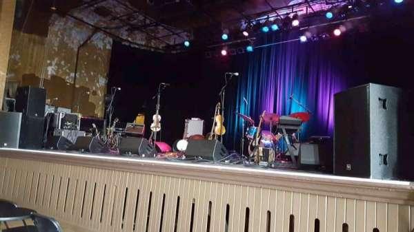 Turner Hall Ballroom, secção: GA