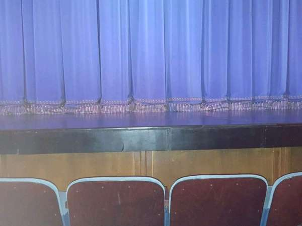 Cabot Theatre at the Broadway Theatre Center, secção: Orch, fila: C, lugar: 3