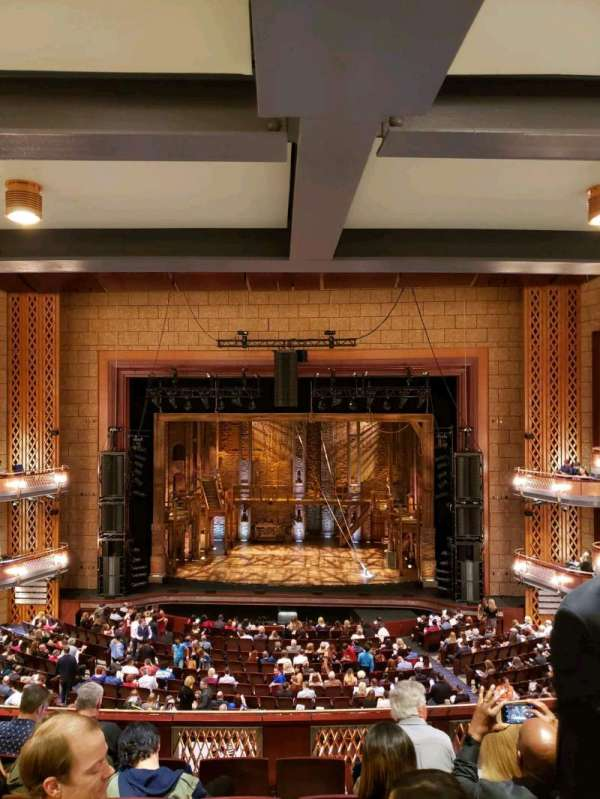 Walt Disney Theatre - Dr. Phillips Center, secção: Mezzanine C, fila: F, lugar: 117
