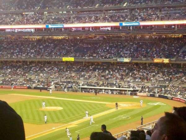 Yankee Stadium, secção: 228, fila: 19, lugar: 17