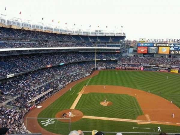 Yankee Stadium, secção: 316, fila: 5, lugar: 20