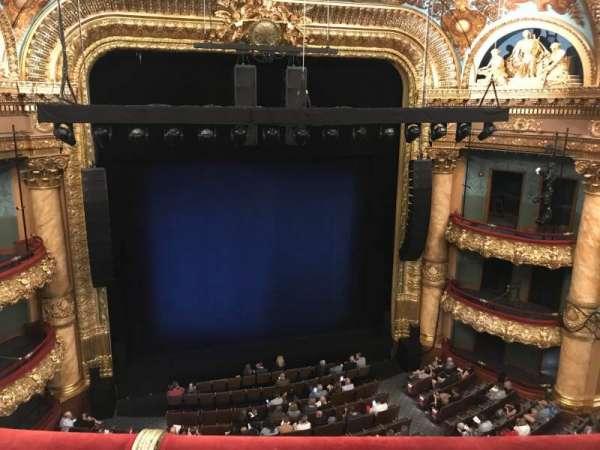Emerson Colonial Theatre, secção: Balcony LC, fila: B, lugar: 113